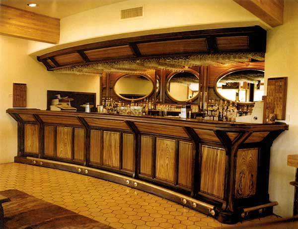 The Design Process - The Bar Store, Custom Home Bars, Building and